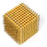 Złoty sześcian '1000' - 1 sztuka