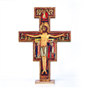 Krzyż franciszkański - 14 cm