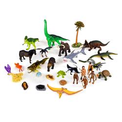 Figurki i zwierzęta do czarnej wstęgi, duże