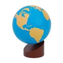 Globus - lądy i wody