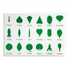 Komoda botaniczna - tablica kontrolna, PL