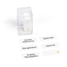 Azja - etykiety w pudełku, PL