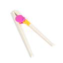 Pałeczka /biało-różowa/, 1 szt
