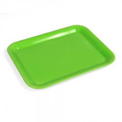 Plastikowa taca - XL, zielona