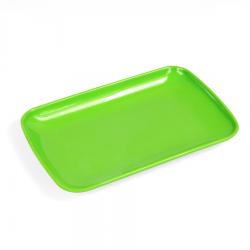 Plastikowa taca - M, zielona