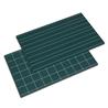 Zielone tablice - trójlinia/kratka, 2 szt