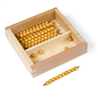 Pudełko z koralikami do tablic Seguin'a 11-99