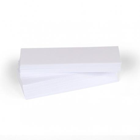 Kartki papieru 14 x 3,5 cm., 500 szt