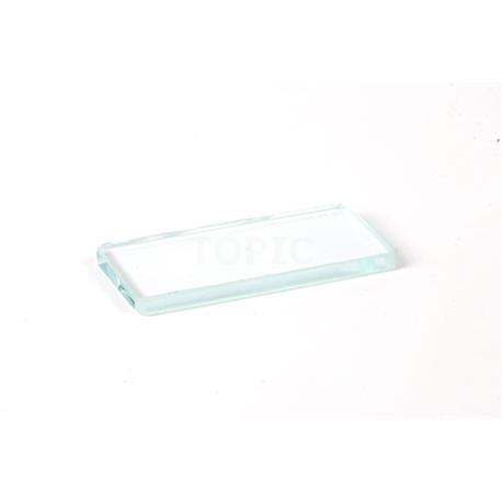 Tabliczka szklana, 1 szt.-4906