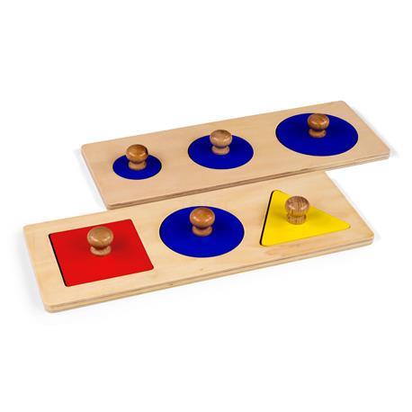 Zestaw puzzli potrójnych-3226