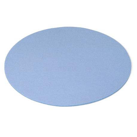 Mata do pracy - niebieska, 30 cm.-3295