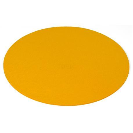 Mata do pracy - żółta, 30 cm-3296