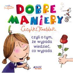 Dobre maniery Cecylki Knedelek -6914