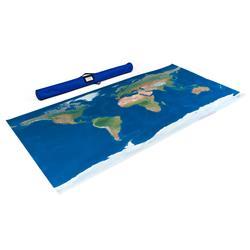 Duża mapa Świata-6955