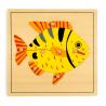 Puzzle ze zwierzętami - ryba
