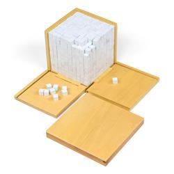 Pudełko objętości, 1000 sześcianów-7388