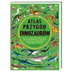 Atlas przygód dinozaurów-7644
