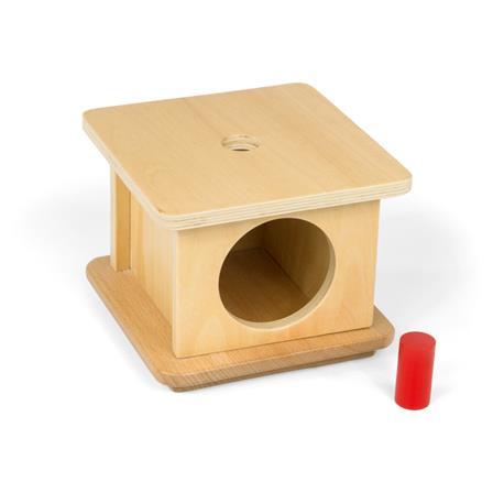 Kasetka z małym, czerwonym cylindrem-7705