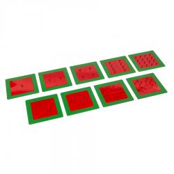 Metalowe kwadraty