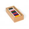 Kolorowe tabliczki: pudełko nr 2