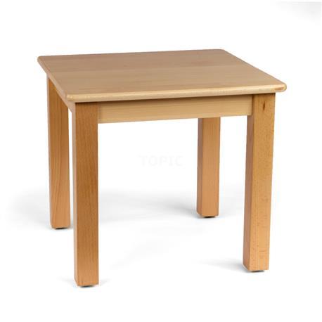 Stolik kwadratowy: 45 x 45, H 40 cm-8181