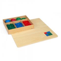 Tablica algebraiczna z kołeczkami-7679