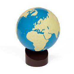 Globus: lądy i wody, szorstki-8346