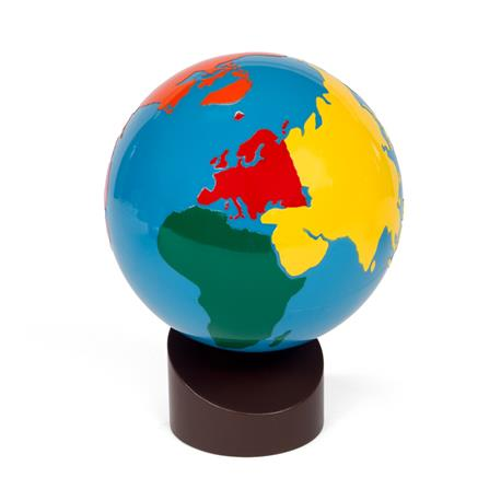 Globus: kontynenty-8348
