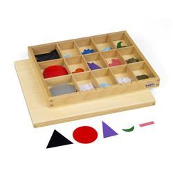 Plastikowe symbole gramatyczne w pudełku-8359