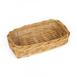 Koszyk prostokątny 20 x 10 cm