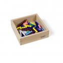 Schody koralikowe w pudełku, 5 zestawów