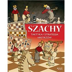 Szachy. Taktyka i strategia mistrzów-9146
