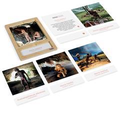 Ewolucja człowieka: karty z tacką, PL-9212